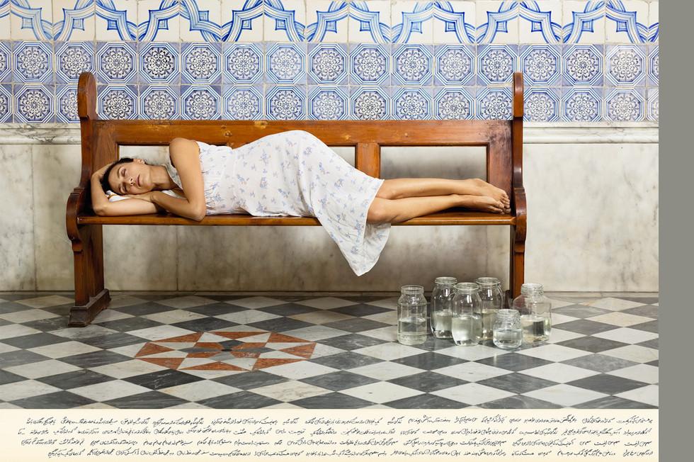 טל שוחט, Debra, 2012, c-print, 56x90 cm, גלריה גלריה רוזנפלד
