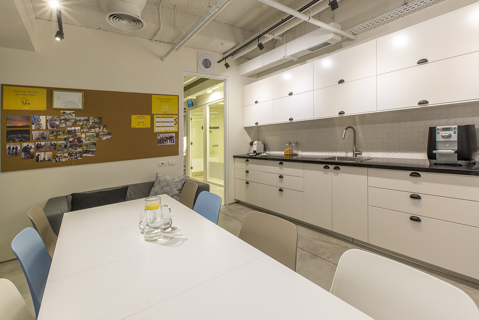 חדר האוכל, צילום: רונן קוק