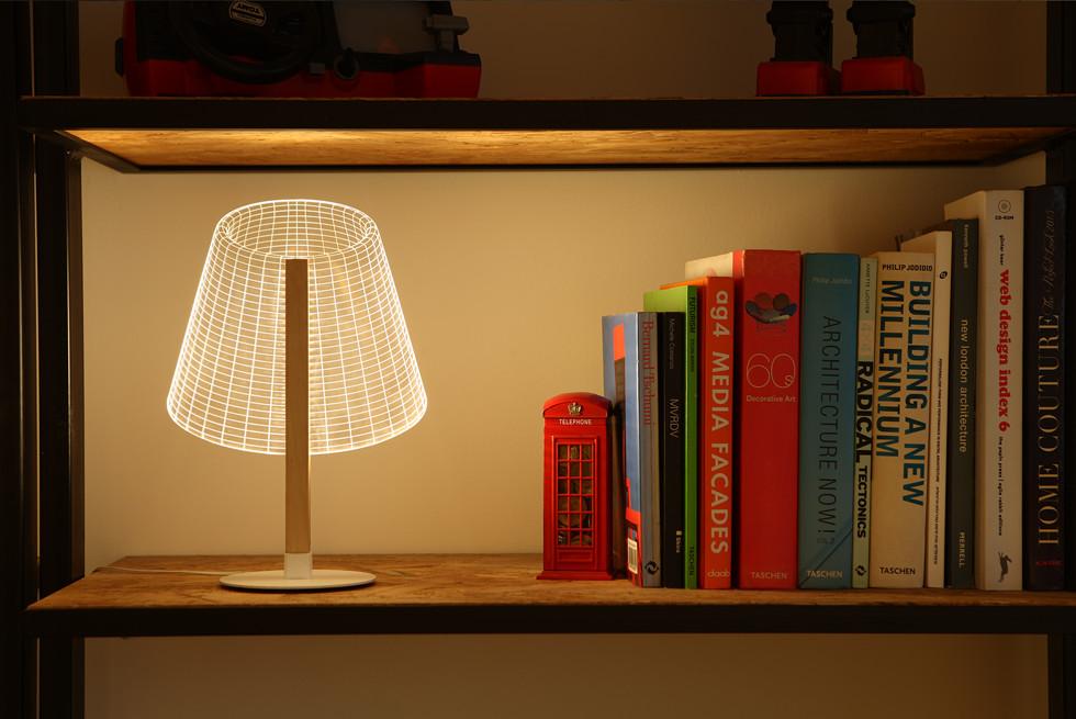 דגם CLASSi גוף תאורה בעל אור עז