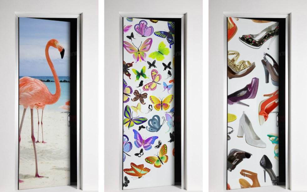 דלתות זכוכית מחוסמות ואקוסטיות בהדפסים אישיים - א.א מראות