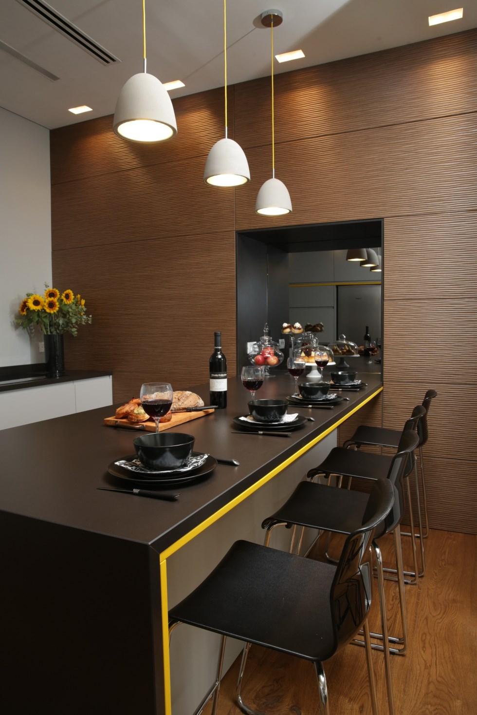 מטבחי דקור, חלל אינטימי, מעצבת ליאת הראל, צילום: רפאל בן משה