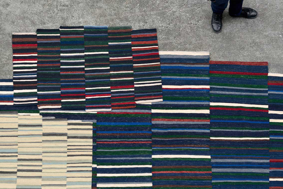 The Lattice collection - שטיחים ברשת טולמנ'ס