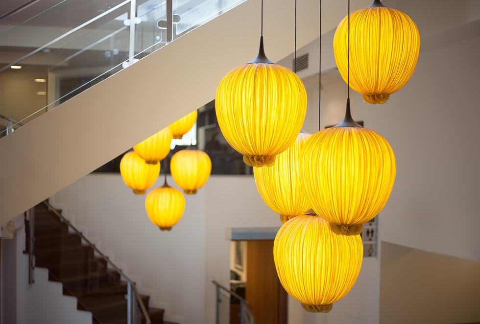 סדרת Dippa - מנורות שולחן או תליה