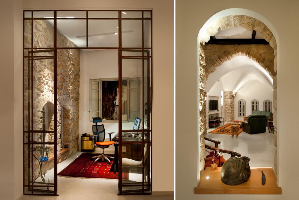 פתחים, דלתות וחלונות מעץ וברזל, צילום: עמרי אמסלם