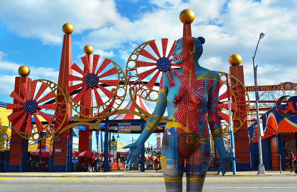 Coney Island - by Trina Merry, Fine Art Photography