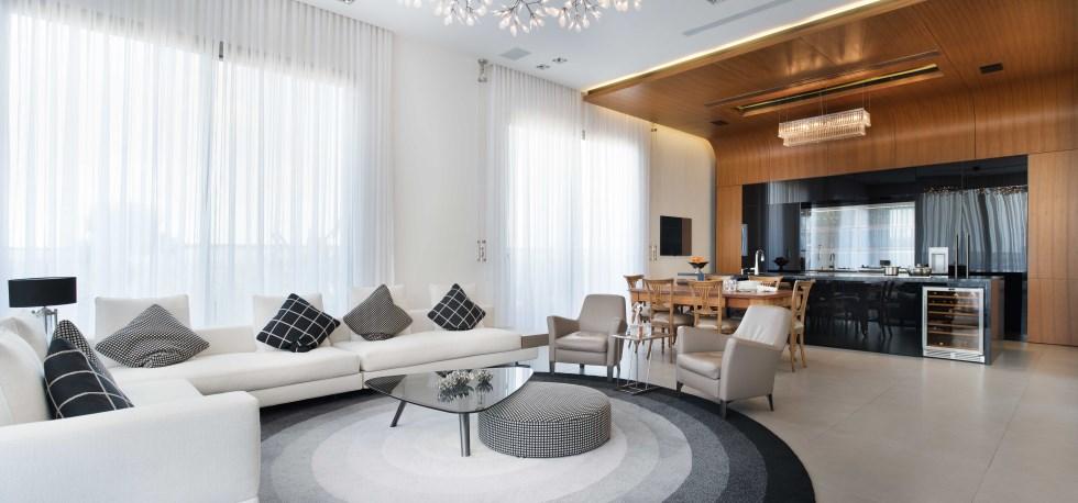 Decor, עיצוב ואדריכלות קורין לוי, צלם אינסה ביננבאום- צילום אדריכלות