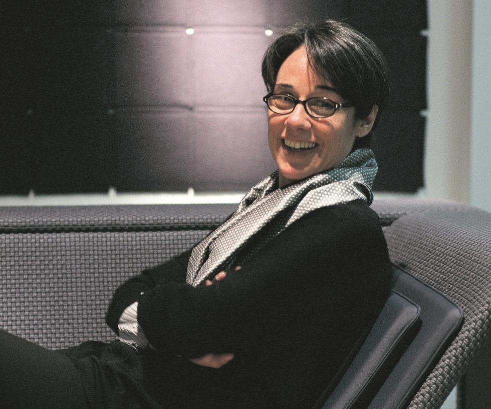 פאולה לנטי, המייסדת והמעצבת הראשית של מותג פאולה לנטי, מותג עיצוב איטלקי