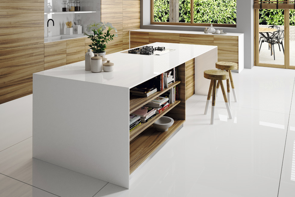Silestone® Iconic White